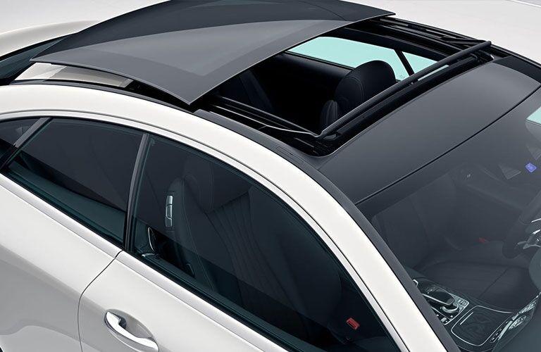 2020 Mercedes-Benz E-Class Coupe top exterior