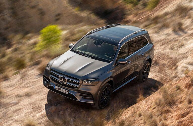 2020 Mercedes-Benz GLS off-roading