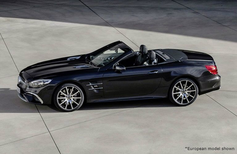 2020 Mercedes-Benz SL Roadster exterior profile