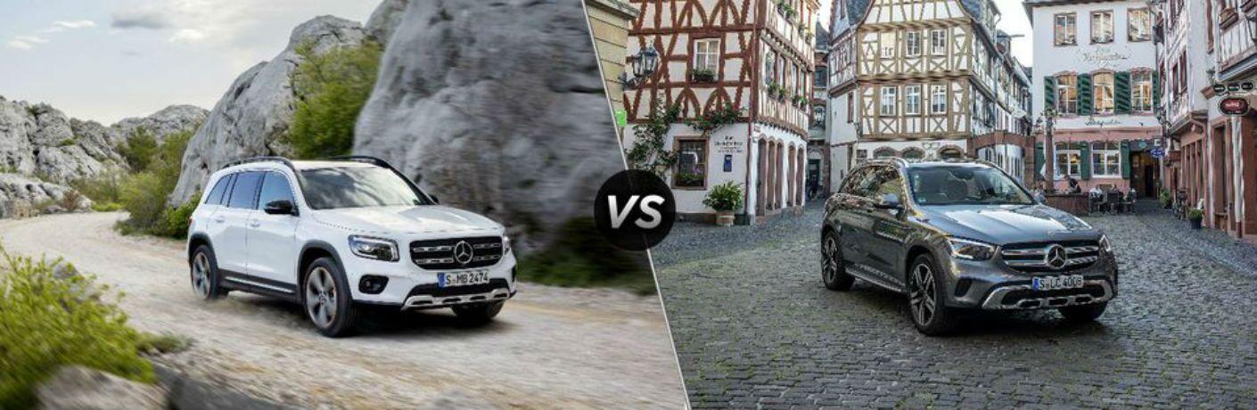 2020 Mercedes-Benz GLC vs 2020 Mercedes-Benz GLB