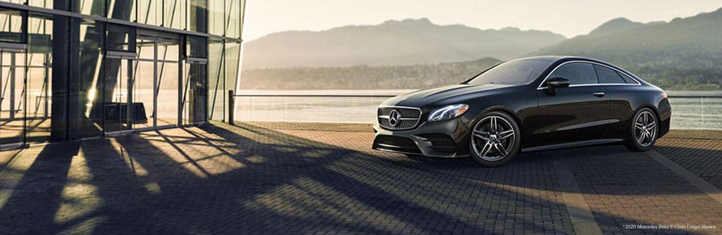 2021 Mercedes-Benz E-Class exterior profile