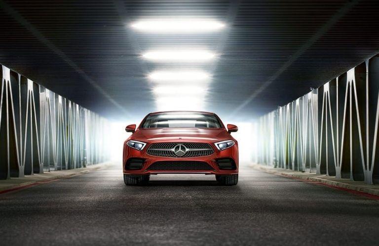 2021 Mercedes-Benz CLS front exterior view
