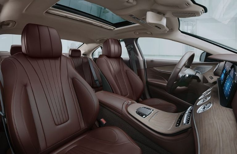 2021 Mercedes-Benz CLS sunroof