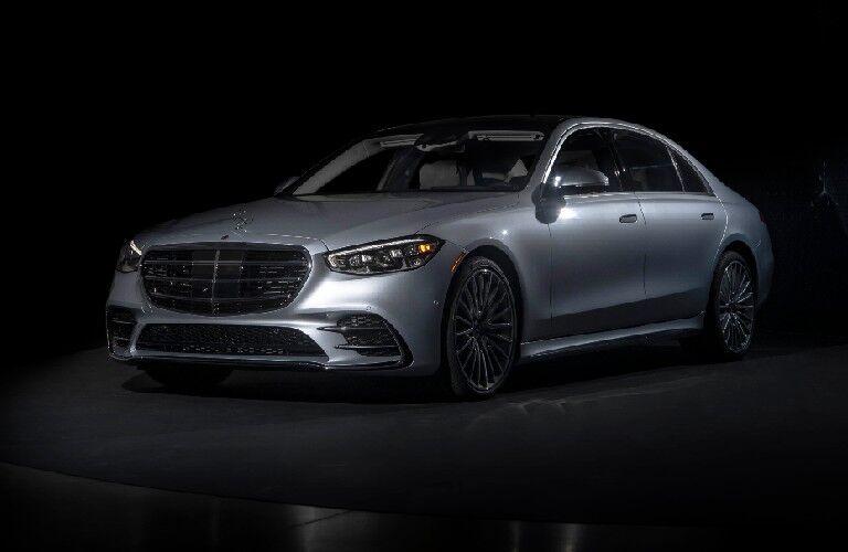2021 Mercedes-Benz S-Class front end
