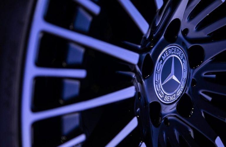 2022 Mercedes-Benz EQS Wheel