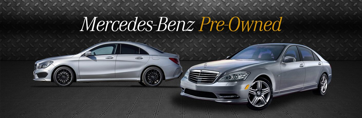 Certified Pre-Owned Mercedes-Benz Indianapolis IN