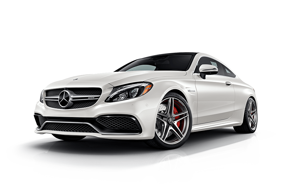 AMG C63 S COUPE