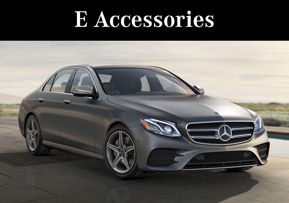 E-Class Accessories