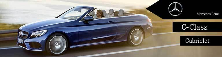 2017 Mercedes-Benz C-Class Cabriolet in Indianapolis, IN