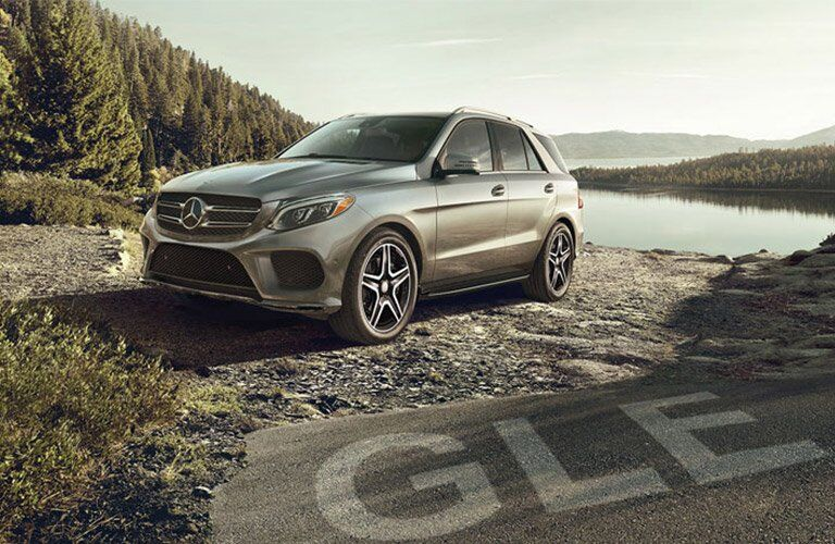 GLE front view exterior