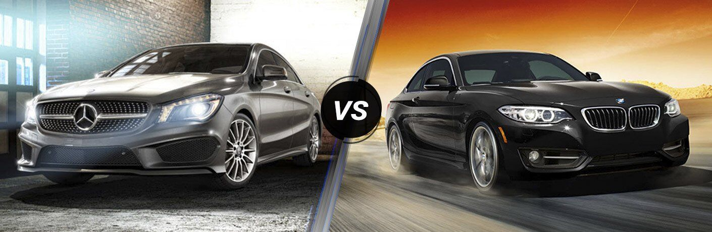 Mercedes Benz Vs BMW Indianapolis IN