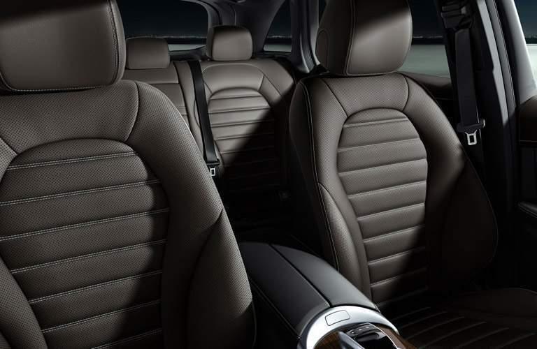 2017 Mercedes-Benz GLC seats