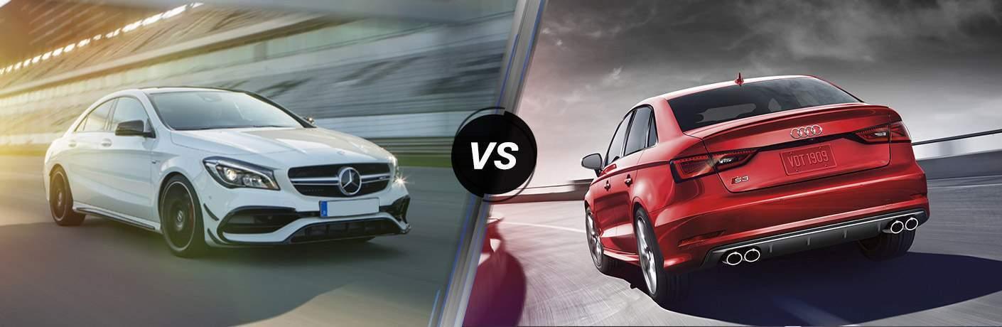 2019 Mercedes-Benz CLA 250 vs 2019 Audi A3