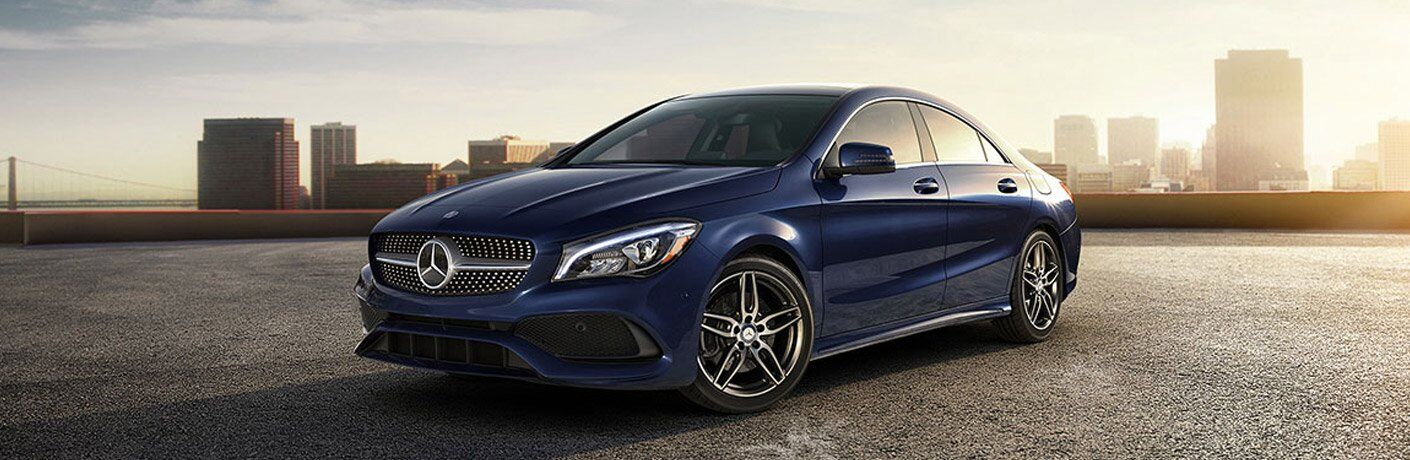 2017 Mercedes-Benz CLA Bloomington IN