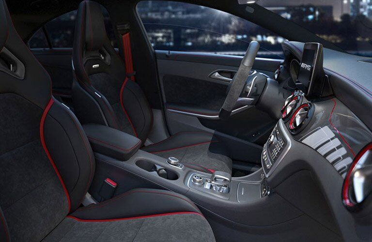 2017 Mercedes-Benz CLA Bloomington IN Interior