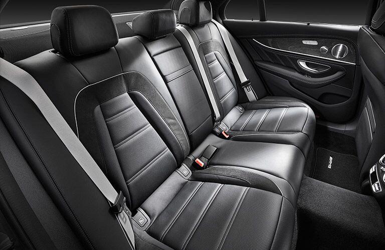 2018 Mercedes-Benz AMG® E 63 S interior seating