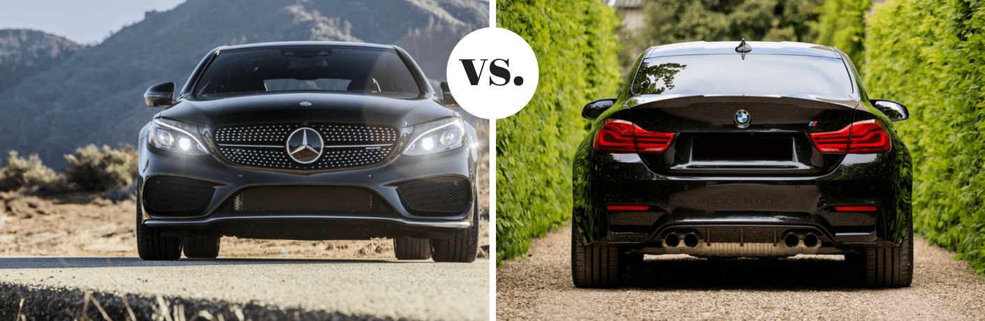 2018 Mercedes-Benz AMG C 43 4MATIC® Coupe vs 2018 BMW 440i xDrive Coupe