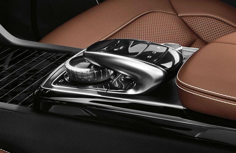 2019 Mercedes-Benz GLS 450 4MATIC® front interior
