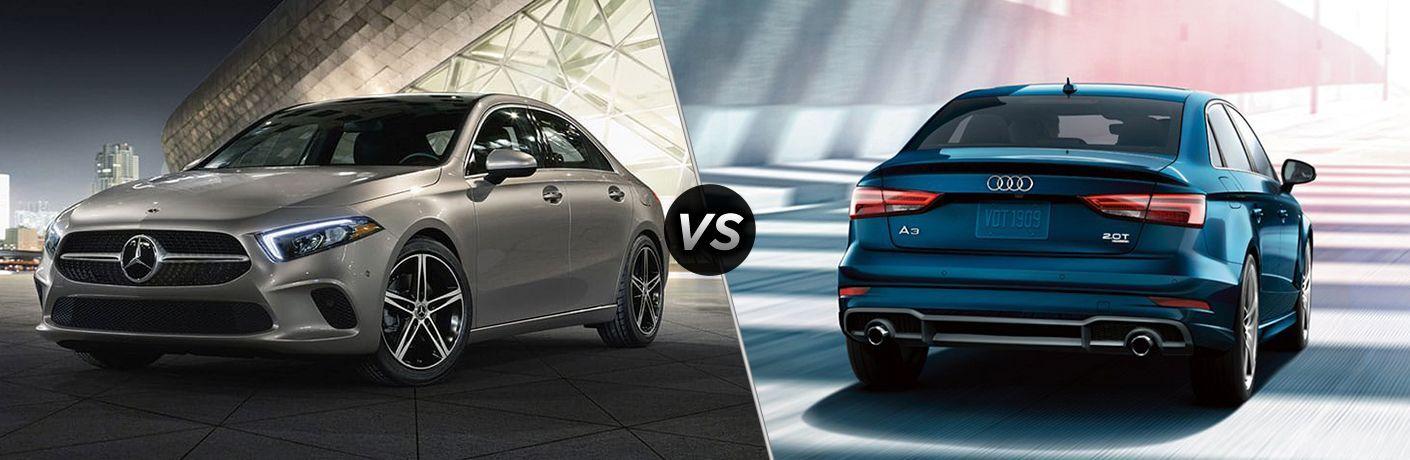 2019 Mercedes-Benz A-Class vs 2019 Audi A3