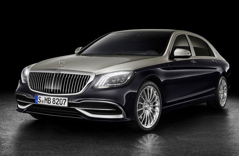 2019 Mercedes-Benz S 450 exterior profile