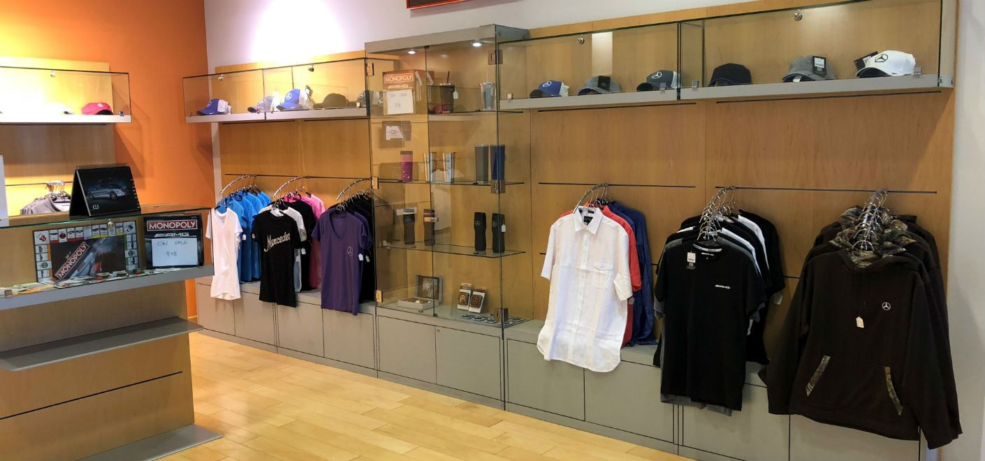 apparel shop at world wide motors in Indianapolis
