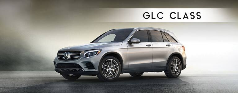 new Mercedes GLC Indianapolis IN