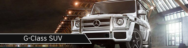New Mercedes-Benz G-Class in Indianapolis, IN
