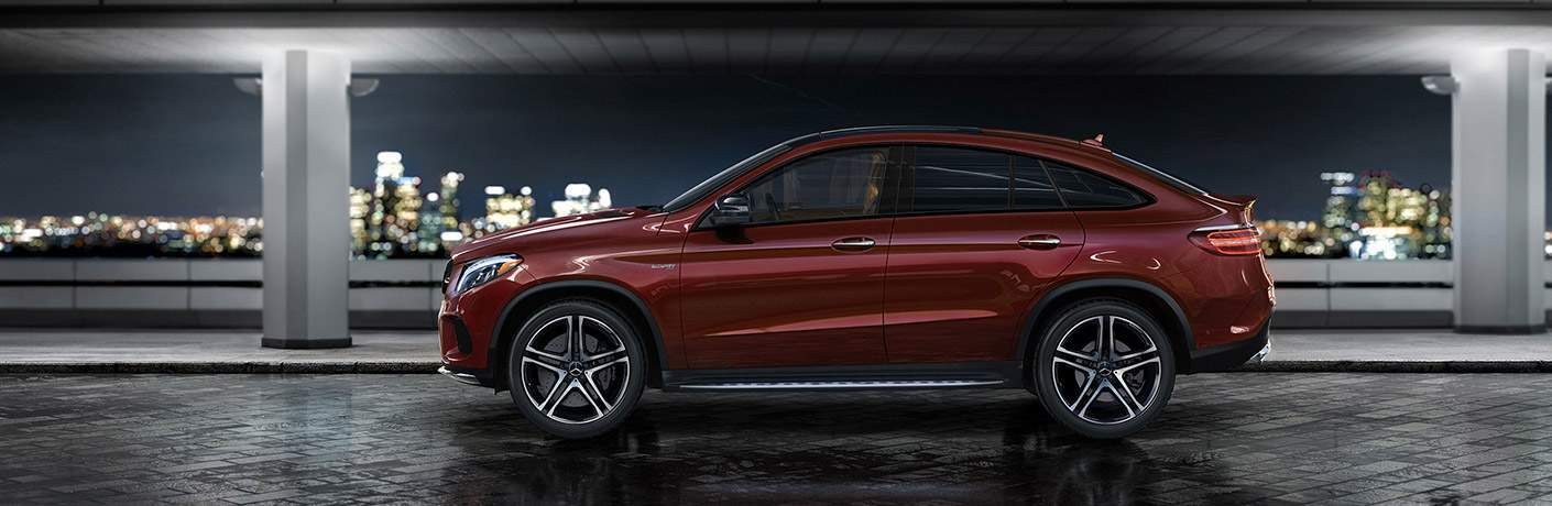 2017 Mercedes-Benz GLE Coupe SUV Fayetteville NC