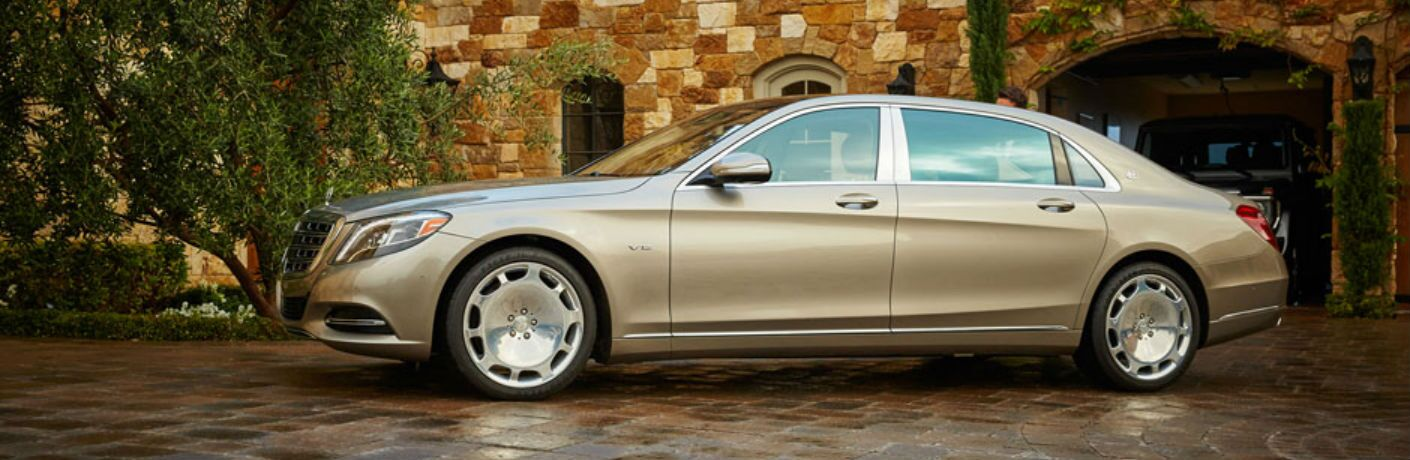 2017 Mercedes-Benz Maybach Fayetteville NC