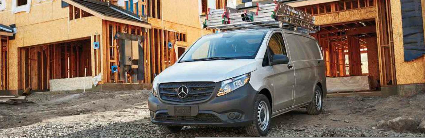 2017 Mercedes-Benz Metris Cargo Van Fayetteville NC