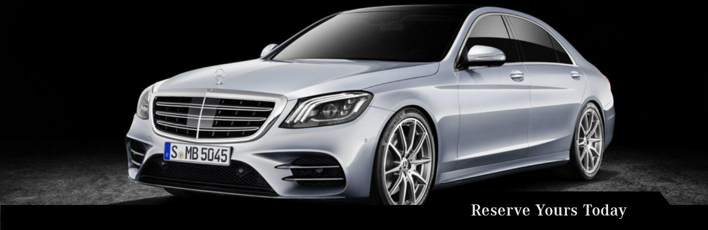 Reserve a 2018 Mercedes-Benz S-Class Sedan Fayetteville NC