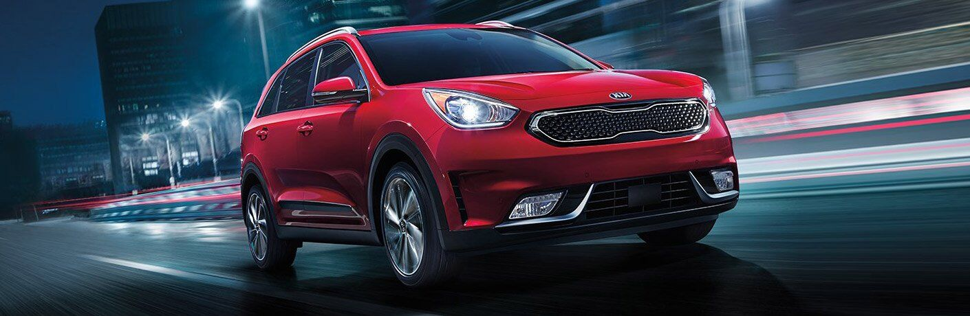 2017 Kia Niro side view