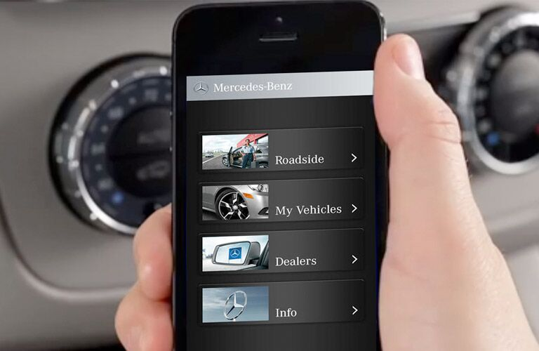 Mercedes-Benz Roadside Assistance Trip Interruption