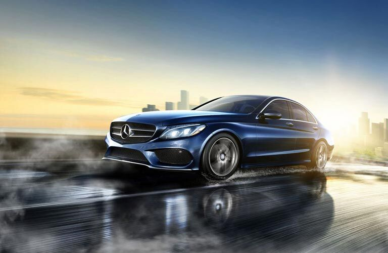 C-Class Sedan Accessories Brochure