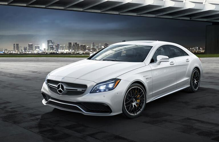 CLS Coupe Accessories Brochure