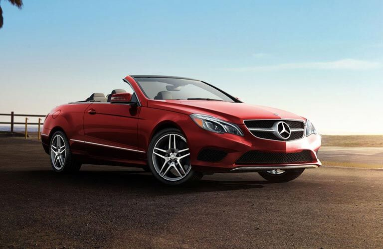 E-Class Coupe & Cabriolet Accessories Brochure