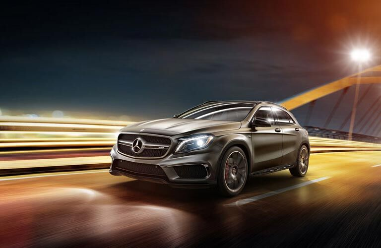 GLA SUV Accessories Brochure