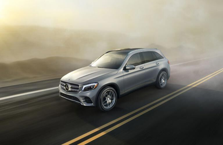 GLC SUV Accessories Brochure