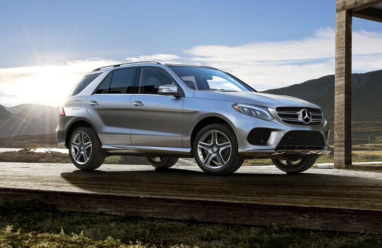 GLE SUV & Coupe Accessories Brochure