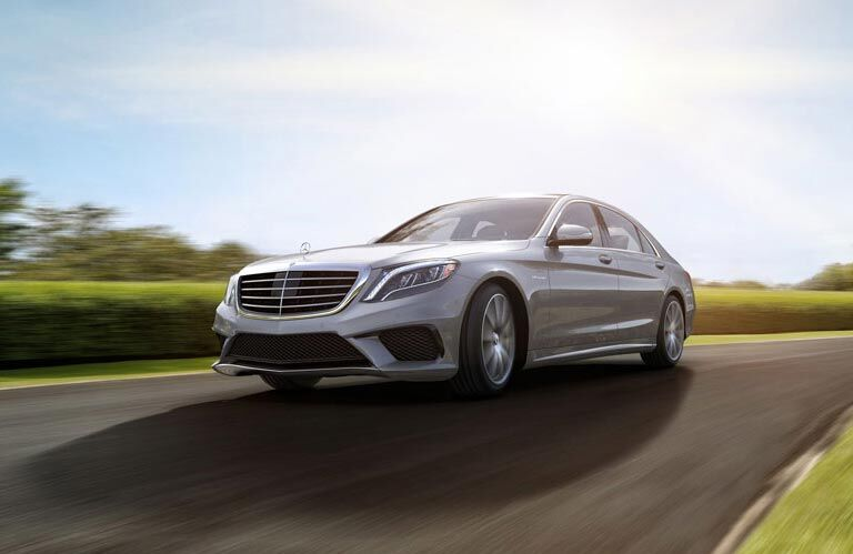 S-Class Sedan & Coupe Accessories Brochure