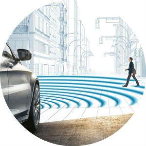 2017 Mercedes-Benz C-Class safety technology