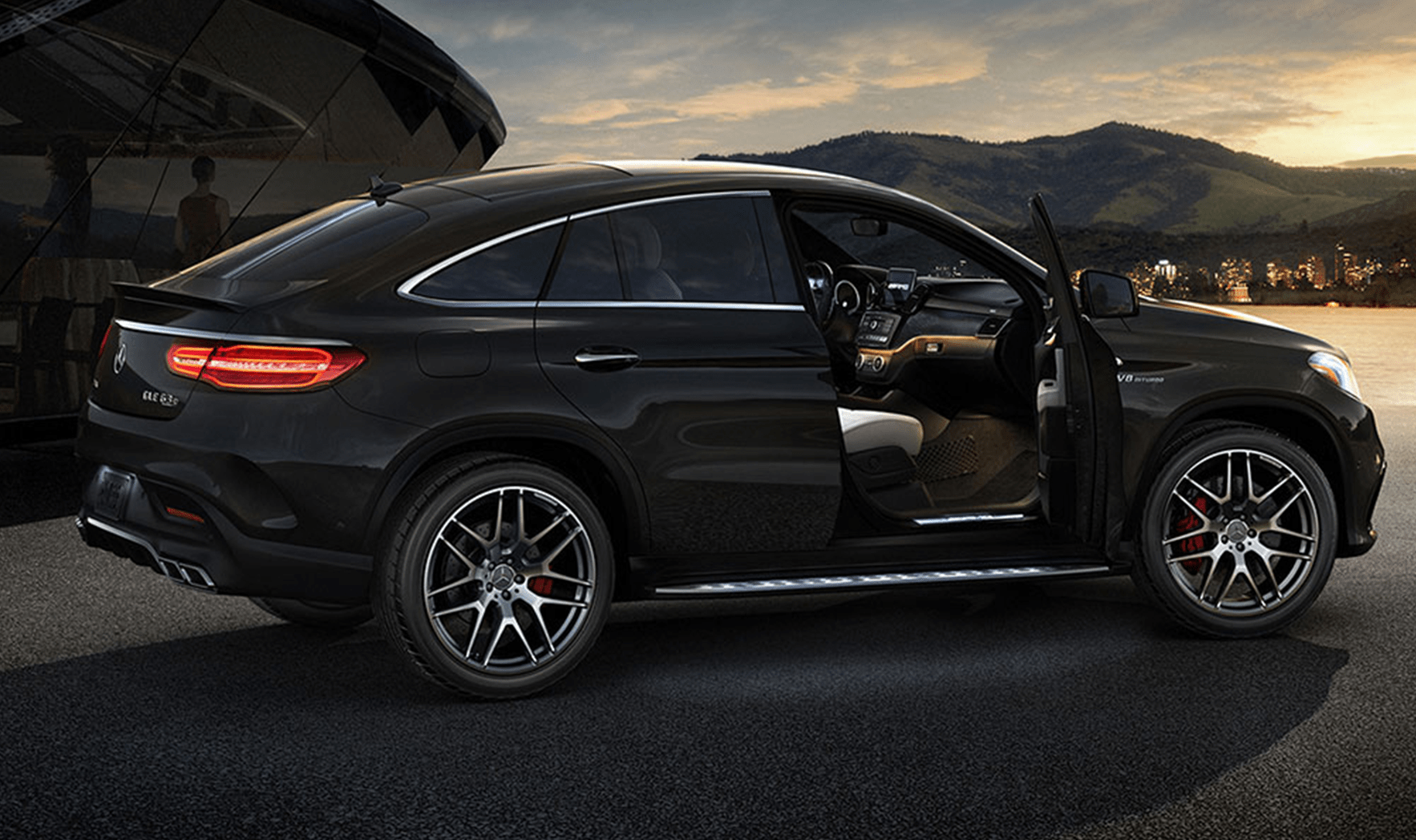 The Mercedes-Benz GLE-Class Luxury Midsize SUV in El Paso ...