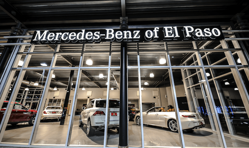 Mercedes-Benz Lease Specials in El Paso, TX