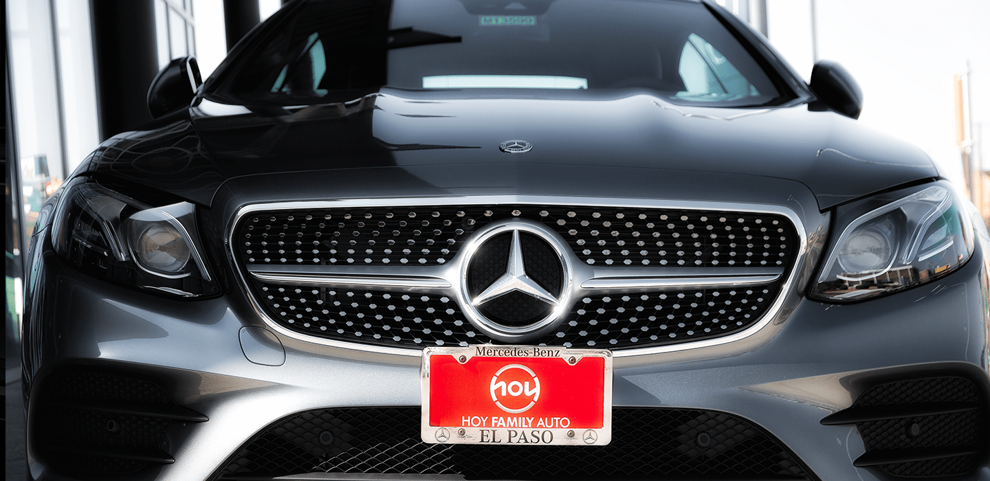 Mercedes-Benz of El Paso luxury car dealership