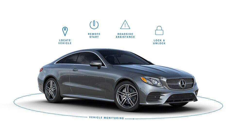Mercedes-Me App