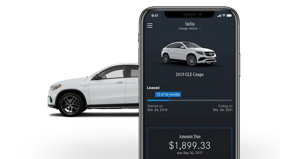 Mercedes Benz Me App