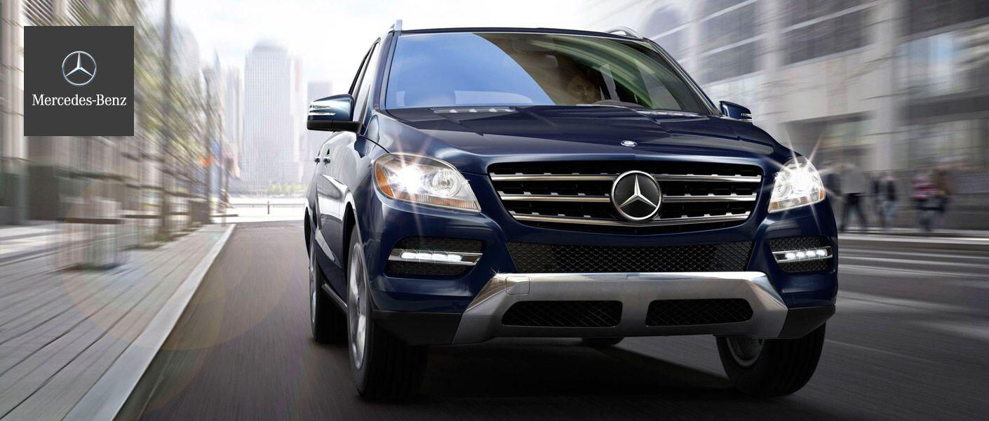 2014 Mercedes-Benz ML550 Kansas City Performance Package