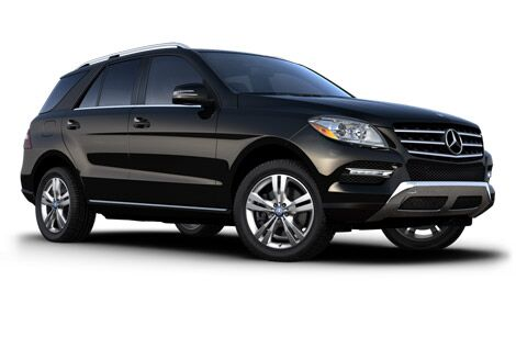 New Mercedes-Benz ML350