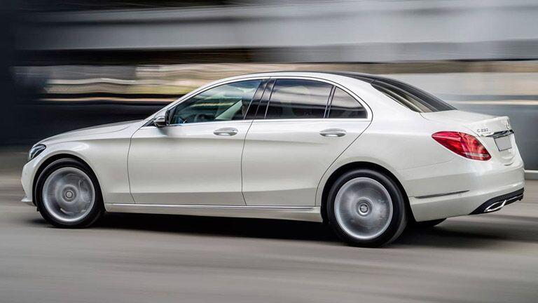 2014 Mercedes-Benz C-Class vs 2014 Lexus IS250