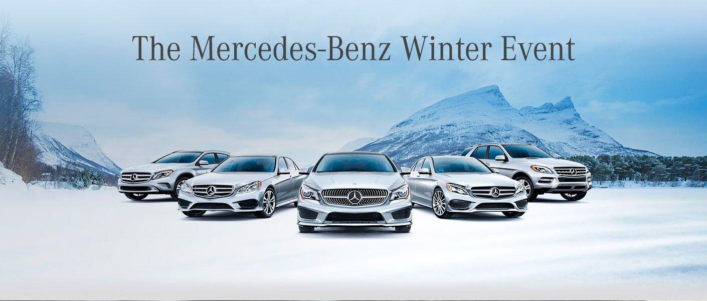 2014 Mercedes-Benz Winter Event Kansas City MO